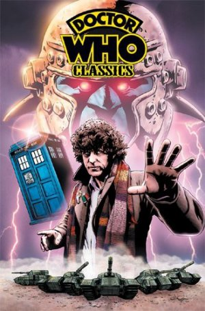 Doctor Who Classics édition TPB softcover (souple)