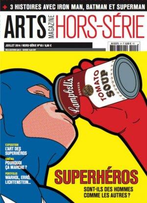Arts magazine hors-série Magazine