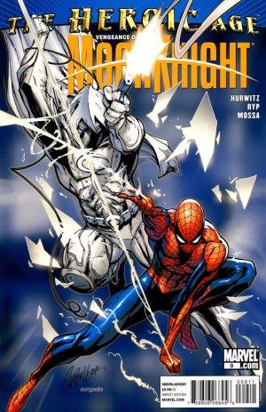 La Vengeance de Moon Knight édition Issues (2009 - 2010)