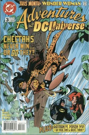 Adventures in the DC Universe # 3 Issues