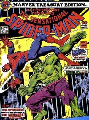 Marvel Treasury Edition # 27 Issues
