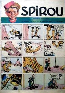 Le journal de Spirou # 508