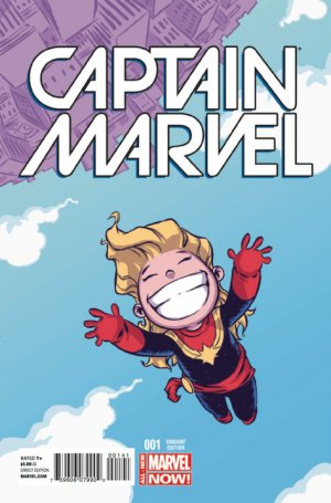 Je Suis Captain Marvel # 1 Issues V09 (2014 - 2015)