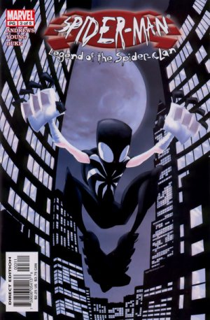 Spider-Man - Legend of Spider-Clan édition Issues