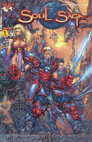 Soul Saga édition Issues (2000 - 2001)