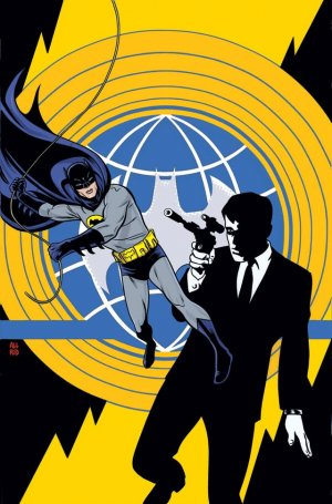 Batman '66 meets the man from U.N.C.L.E. édition Issues