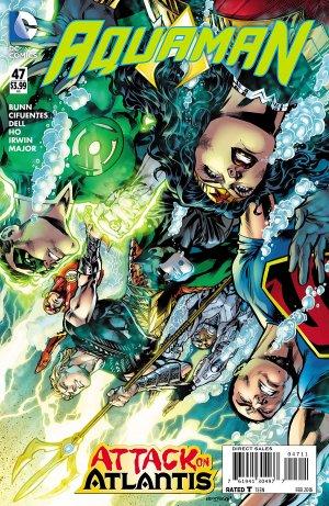 Aquaman # 47 Issues V7 (2011 - 2016) - The New 52