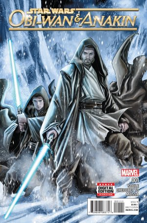 Star Wars - Obi-Wan and Anakin # 1