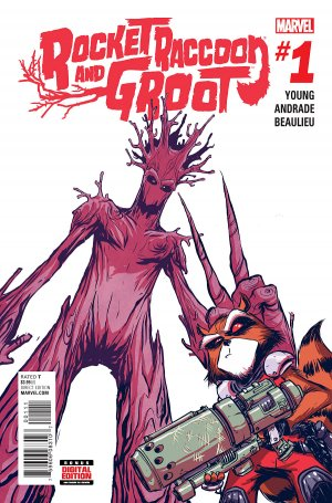 Rocket Raccoon and Groot édition Issues V1 (2016)