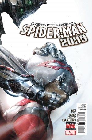 Spider-Man 2099 5