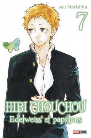 couverture, jaquette Hibi Chouchou - Edelweiss et Papillons 7  (Panini manga)
