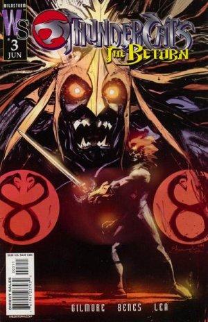 ThunderCats - The Return # 3