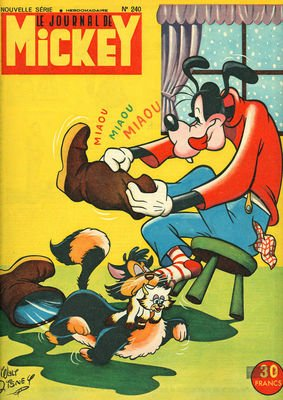 Le journal de Mickey 240