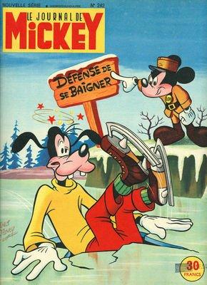 Le journal de Mickey 242