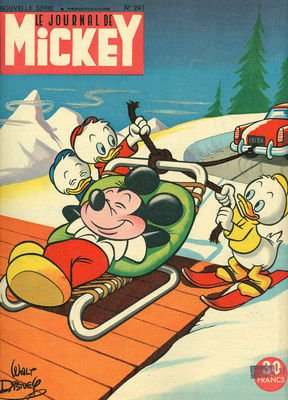 Le journal de Mickey 243
