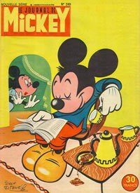 Le journal de Mickey 249