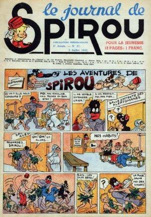 Album Spirou (recueil) # 220