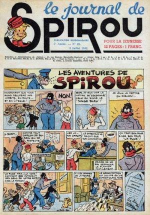 Le journal de Spirou # 221