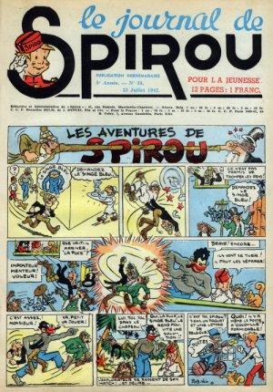 Le journal de Spirou # 223
