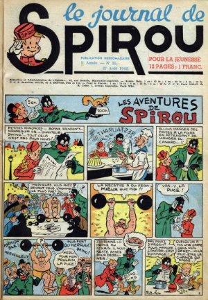 Le journal de Spirou # 228