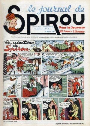 Le journal de Spirou # 151