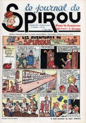 Le journal de Spirou # 159