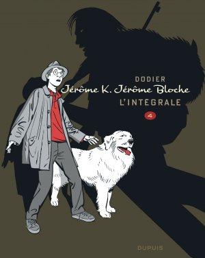 Jérôme K. Jérôme Bloche # 4 Intégrale Noir et blanc
