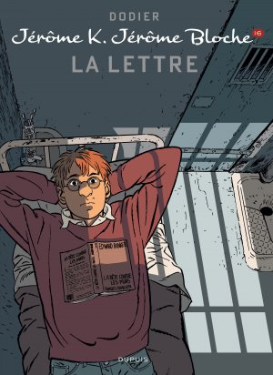 Jérôme K. Jérôme Bloche # 16