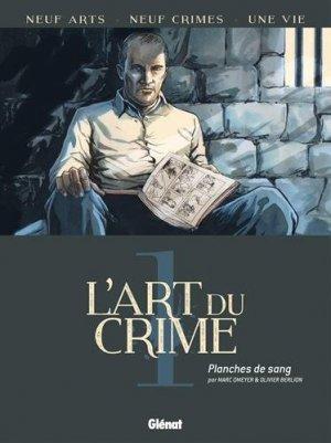 L'art du crime # 1