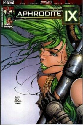 Aphrodite IX édition Issues V1 (2000-2002)