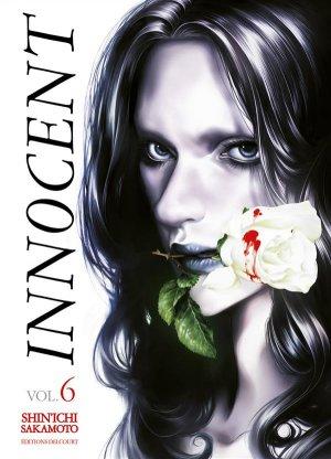 couverture, jaquette Innocent 6  (Delcourt Manga)