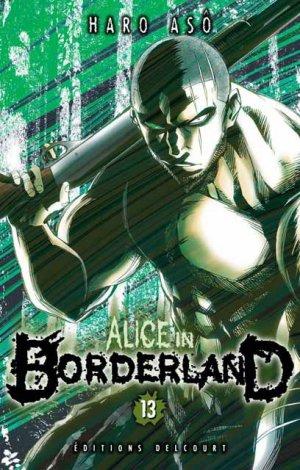 Alice in Borderland T.13