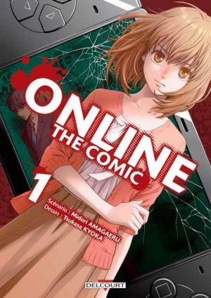 Online The comic édition Simple