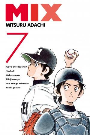 couverture, jaquette Mix 7  (Tonkam) Manga