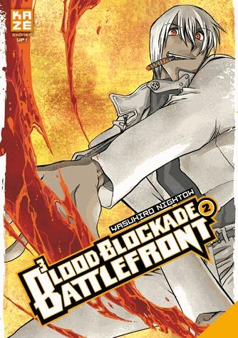 Blood Blockade Battlefront T.2