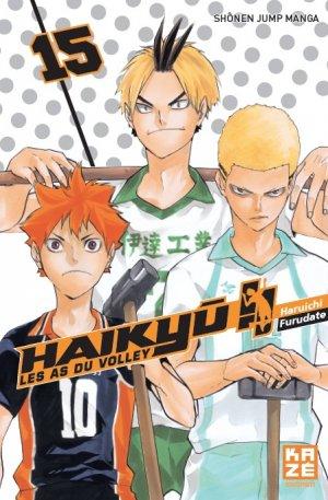 Haikyu !! Les As du Volley # 15