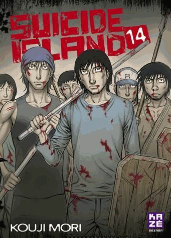 Suicide Island T.14