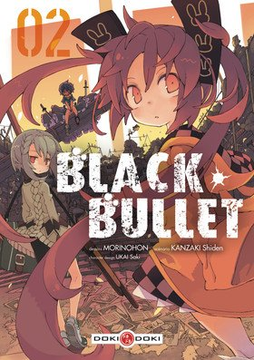 Black Bullet 2
