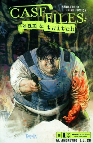 Case Files - Sam and Twitch édition Issues (2003 - 2006)
