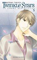couverture, jaquette Twinkle Stars - Le Chant des Etoiles 5  (Delcourt Manga)