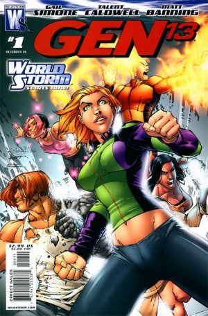 Gen 13 édition Issues V4 (2006-2011)