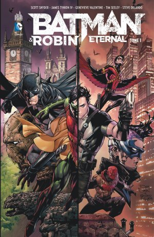 Batman and Robin Eternal T.1