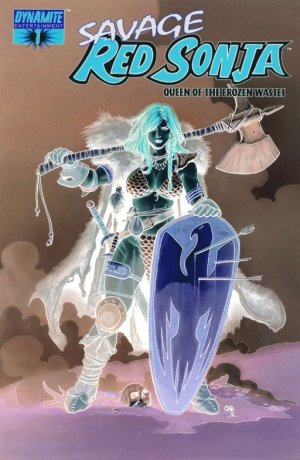 Savage Red Sonja - Queen of the Frozen Wastes édition Issues (2006)