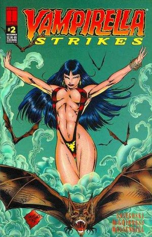 Vampirella Strikes édition Issues V1 (1995 - 1996)