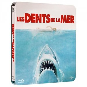 Les Dents de la Mer édition Steelbook