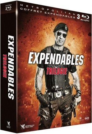 Expendables : Trilogie édition Simple