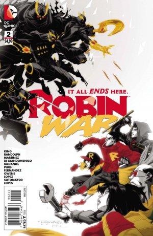 Robin War # 2 Issues