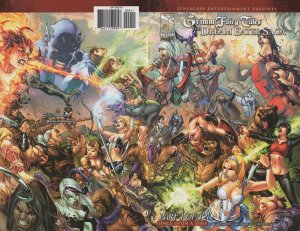 Grimm Fairy Tales - The Dream Eater Saga édition Issues