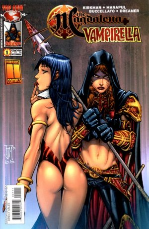 The Magdalena / Vampirella édition Issues