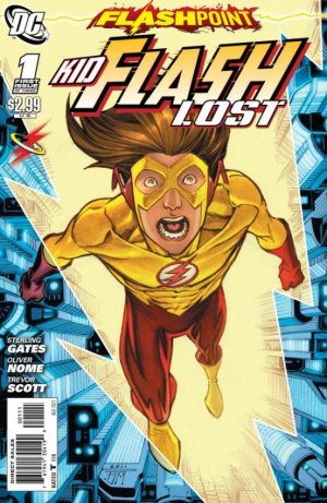 Flashpoint - Kid Flash Lost # 1 Issues
